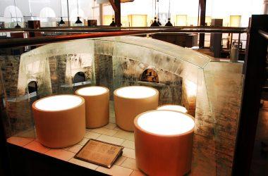 Glasmuseum Frauenau Glasofen klaus-bock