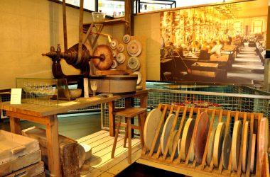 Glasschleiferei Glasmuseum