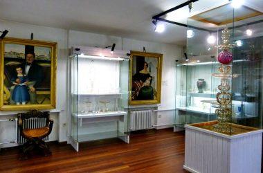 Museumsschloesschen - Raum Steigerwald mhaller