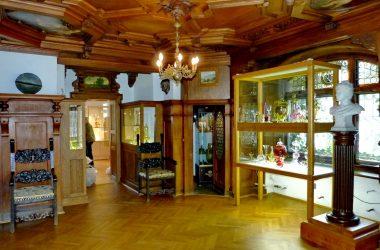 Museumsschloesschen - Raum Turm unten mhaller