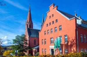 Waldmuseum Zwiesel Glas außen Frank Bietau