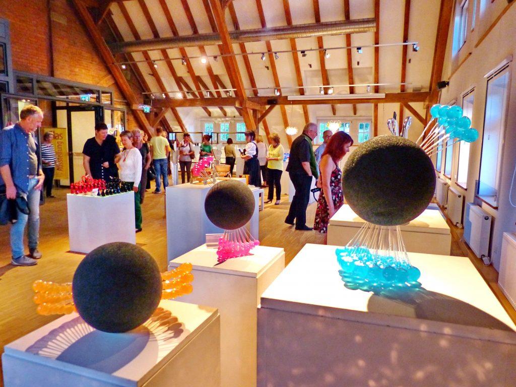 Waldmuseum Zwiesel / Glasausstellung2014 - Zwiesler Glastage