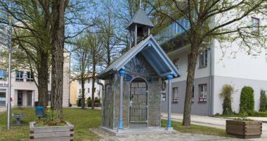 Zwiesel Glaskapelle Manfred Sitter