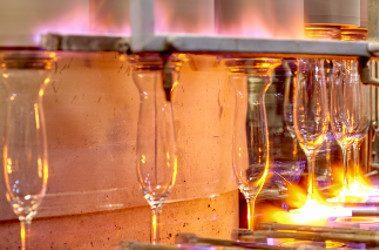 Glasherstellung