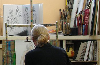 Galerie Kalina, Regen / Malschule