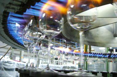Zwiesel Kristall / Maschinelle Produktion