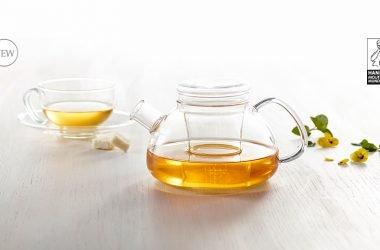 Jenaer Glas / Tee-Service