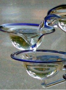 Glasbläserei Krauspe / Gläserner Brunnen