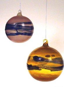 Glasbläserei Krauspe / Weihnachtliches aus Glas