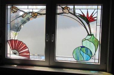 Glaserei Poczewski / Motiv-Fenster