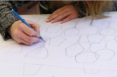 Glasfachschule Zwiesel / Am Anfang steht das Produktdesign