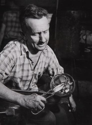 Glasmanufaktur von Poschinger - Glasfertigen