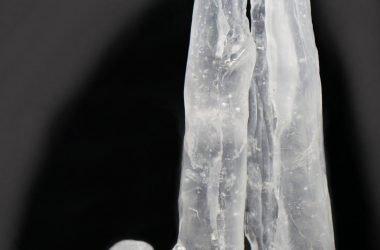 Glaskrippe 2020 Maria Dieppold Glasfachschule
